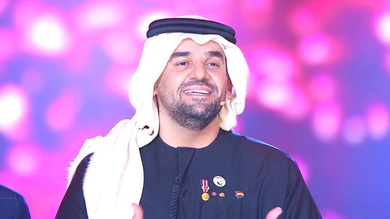 اغنية حسين الجسمي بطل الحكاية