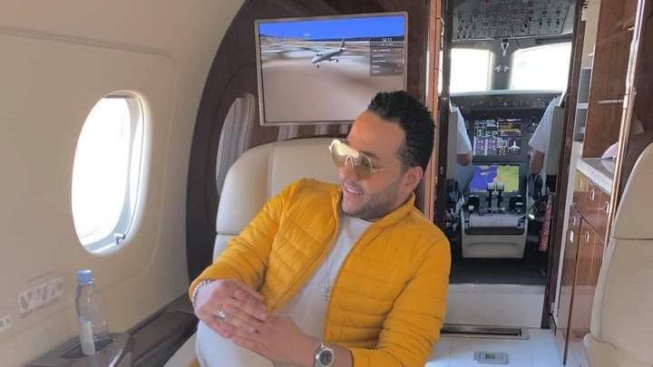 اغنية حسين الديك انا الملك