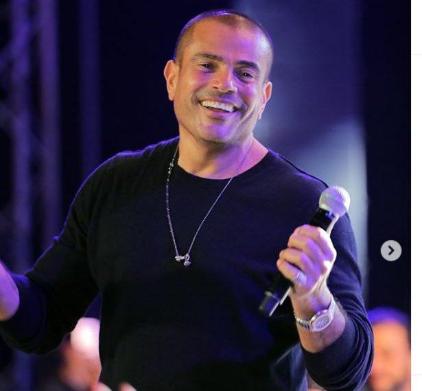 اغنية عمرو دياب هيعيش يفتكرني