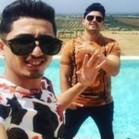 فيصل صغير مع ماستر سينا 2018