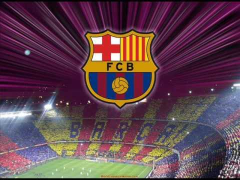 نغمة رنين نادي برشلونة